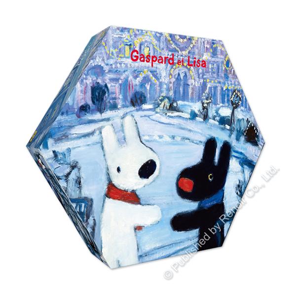 冰雪樂園/504 片/Gaspard et Lisa